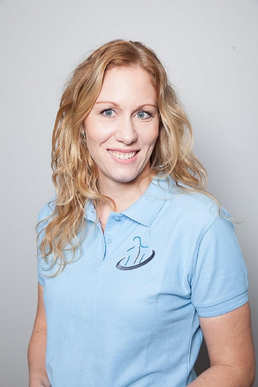 Kiropraktor ved Klinikk Libra på Madla i Stavanger; Camilla Bjørnsen Tjensvoll