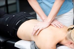 Kiropraktor behandling